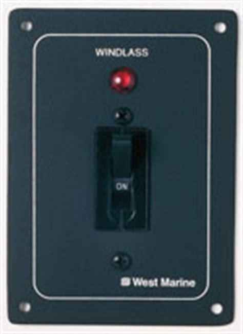 installing  anchor windlass west marine