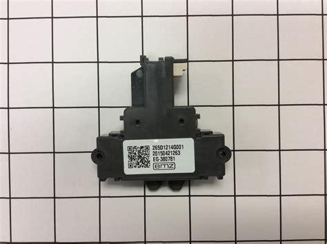 wdx ge dishwasher door latch appliance parts distributors