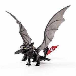 Berk Dragons - Toothless - Dragon2 - Juguetes Madrid