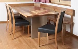 Tisch Und Stühle Zu Verschenken : eckbank holz zu verschenken ~ Markanthonyermac.com Haus und Dekorationen
