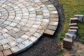 Adding Pavers To Concrete Patio Decorate How To Install Patio Pavers Apps Directories