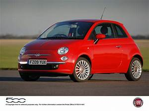 FIAT 500: 2009 DESIGN CAR OF THE YEAR - Press - Fiat Group ...