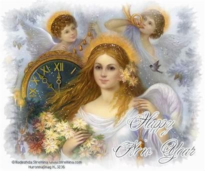 Angel Christmas Angels Strelkina Fanpop Background Animated