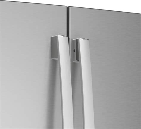 pwekynfs ge profile   cu ft counter depth french door refrigerator stainless steel