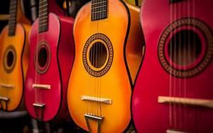 Guitars - Wallpaper, High Definition, High Quality, Widescreen