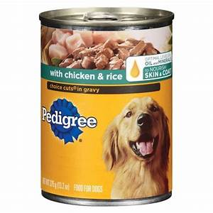 Pedigree Canned Dog Food for $0.59 at Dollar General ...