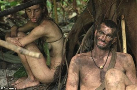Naked Survivor Reality Show Airing On Discovery Channel Gill Report