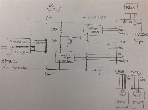 ground monitoring power   phase ac generator
