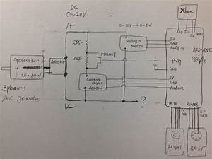 Wiring Diagram Generator 3 Phase Further 3 Phase Generator Schematic