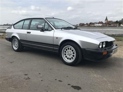 1984 Alfa Romeo Alfetta Gtv6 3.0