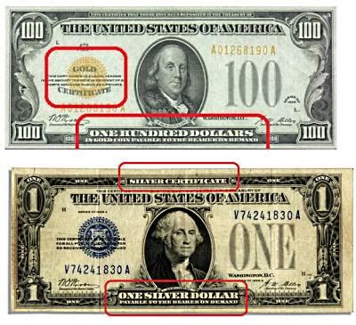 Fiat Currency by Fiat Money Is Irredeemable Paper Money Without Any