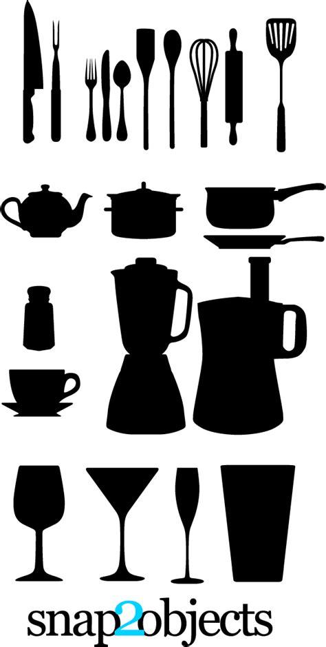 vectors graphics  vector kitchen appliances