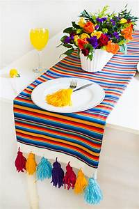 Guest Post: Mexican Inspired DIY Table Runner - Zazzle Blog