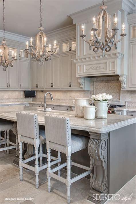 fabulous gray  white kitchens tuft trim