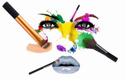 Transparent Artist Clipart Cosmetics Background Makeup Clip