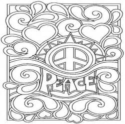 Cool Printable Coloring Pages