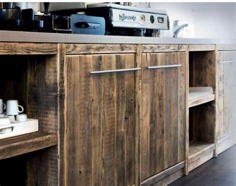 meubles cuisine bois brut facade meuble cuisine bois brut myqto com