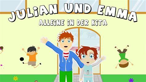 Emma + Julian Alleine In Kita Sonnenschein! Familie Vogel