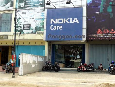 alamat telepon service center nokia care center