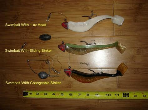 types  fishing lures