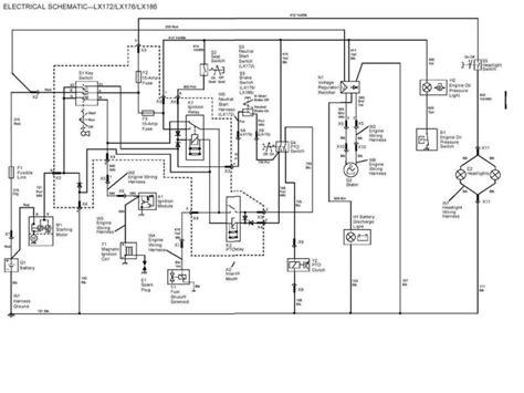 deere z trak mower wiring diagram wiring diagram and fuse box diagram