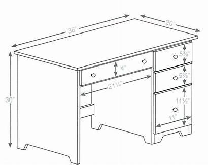 Desk Drawer Dimensions Computer Laptop Drawers Furniture