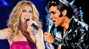 Elvis Presley and Celine Dion's Seemingly Impossible ...