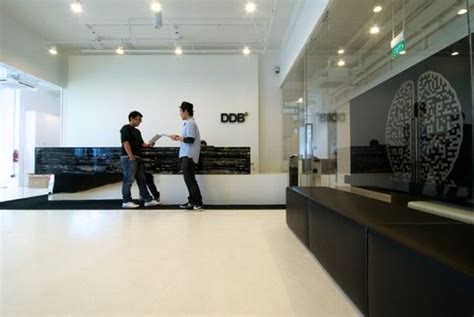 advertising agency office design fun and flexible office design by bbfl