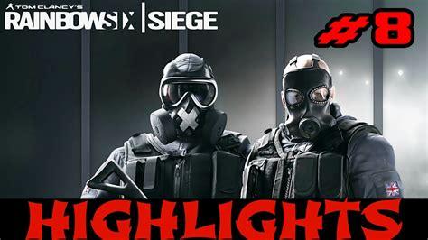 Rainbow six siege - chora para o DropShot - Highlights #8 ...