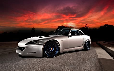 White Honda S2000 Wallpapers And Images