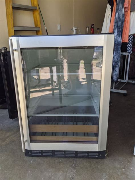ge monogram wine refrigerator  sale  huntington beach ca offerup