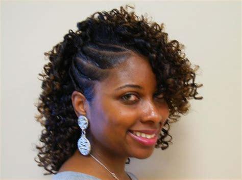 curly hair twist styles flat twist and straw set flat twist hairstyles twist 3690