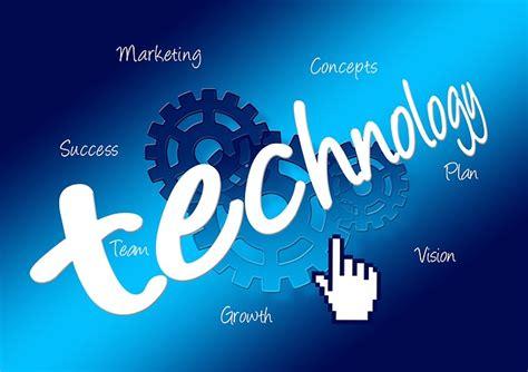 illustration  marketing technology