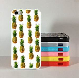 Pineapple iphone 5c case, iphone 5s from Gift8 on Etsy | Epic