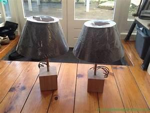 Lampe En Palette : lampe chevet bois atelier passion du bois ~ Voncanada.com Idées de Décoration