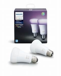 Philips Hue E27 : buy philips hue 2 pack bulb e27 richer colors incl ~ Melissatoandfro.com Idées de Décoration