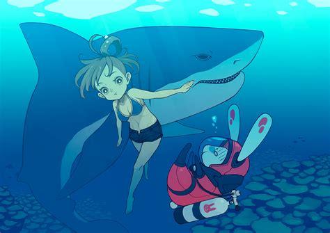 Bikini Loli Original Ponytail Shorts Swimsuit Ukokkei