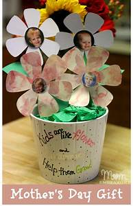 Simple Mother's Day gift ideas for grandma: Flower pot ...