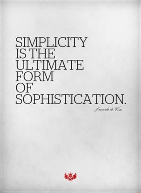 simplicity of quotes quotesgram