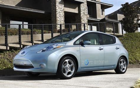 Hertz To Rent Nissan Leaf Starting In 2011