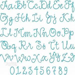 Best 25+ Full alphabet fonts ideas on Pinterest | Pretty ...