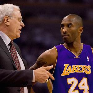 Who Needs Who More, Kobe Bryant or Phil Jackson ...
