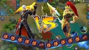 Alucard VS Zilong Full Lifesteal Build Mobile Legends 4