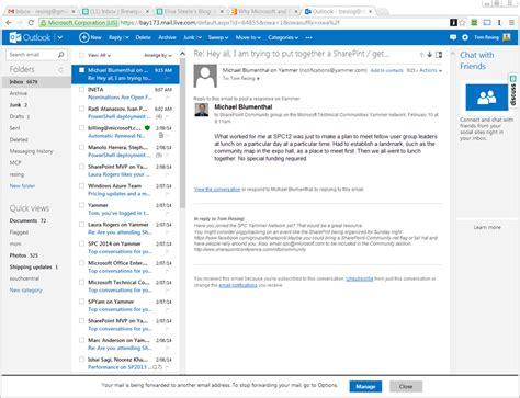 Office 365 Outlook Inbox by Outlook Versus Outlook Web App In Office 365 Tom