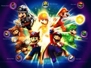 Super Mario Bros Power-Ups