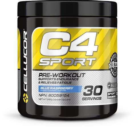 cellucor  sport blue raspberry concentrated energy
