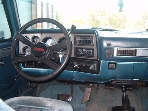 Buy Used 1989 Chevy K5 Blazer 4x4 Rust Free Low Miles In