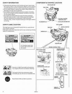 Honda Honda Engines Gx160 Regular Vehicles Download Manual