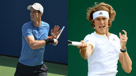 Andy Murray Could Face Alexander Zverev In the Second ...