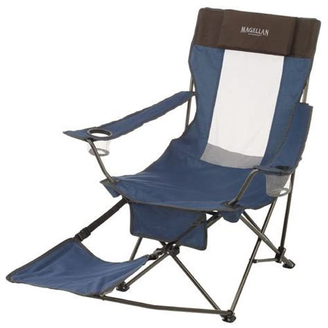 Reclining Folding Chair With Footrest by The World S Catalog Of Ideas